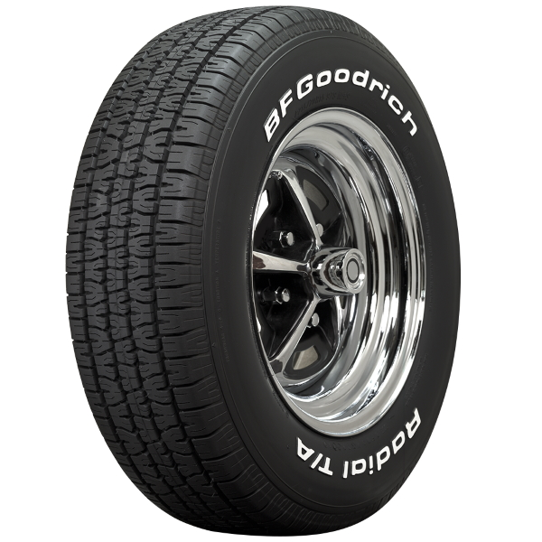 BF GOODRICH RADIAL T/A P205/60 R 13 Image