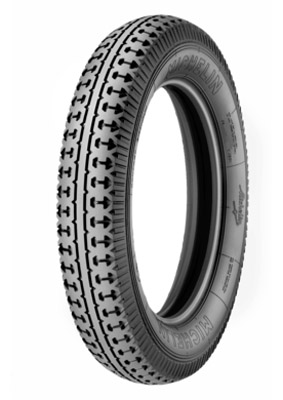 Michelin ristikudos  4.75/5.00 - 19 DOUBLE RIVET Image