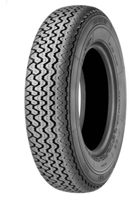 Michelin 165 R 15 XAS NO TL 86 V Image