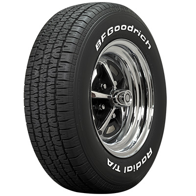 BF GOODRICH RADIAL T/A P245/60 R 15   Image